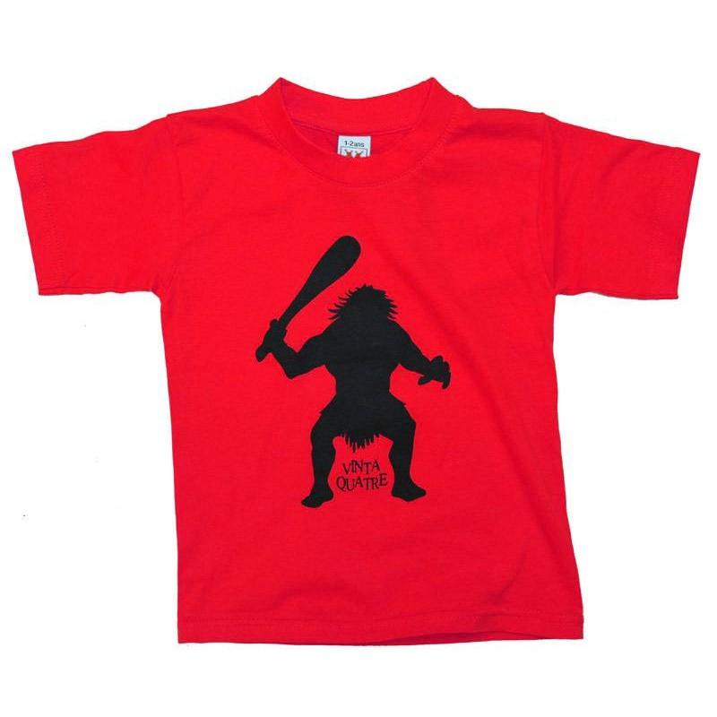 T-shirt Enfant Cro-magnon