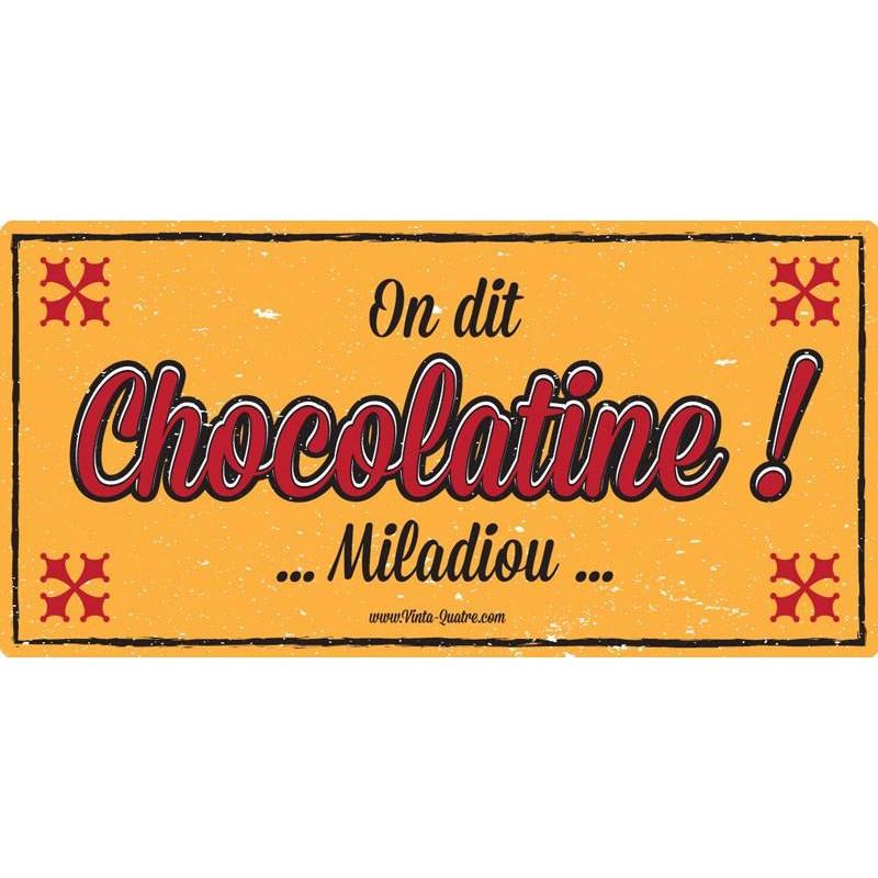 Sticker Chocolatine