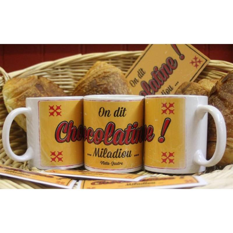 Mug Chocolatine