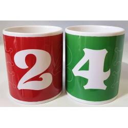 Mugs 24 duo
